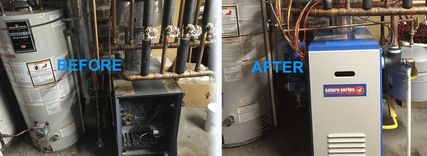 hot water tank repair north vancouver